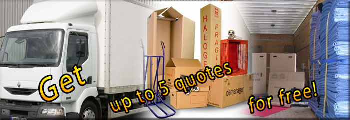 Furniture moving company