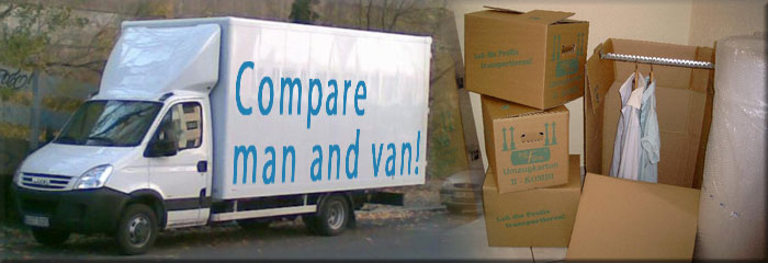 Man van for hire